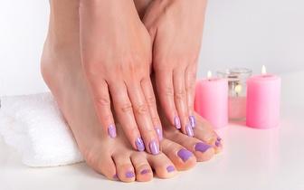 Manicure e Pedicure por 15€ nas Amoreiras!