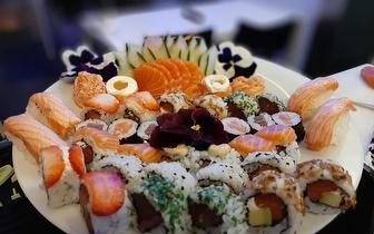 All You can Eat de Sushi ao Jantar por 17€ na Marina de Oeiras!