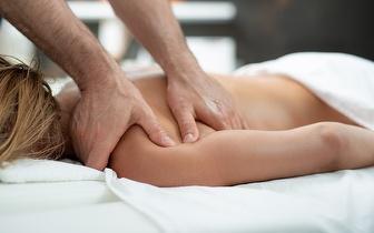 Massagem Terapêutica com Técnicas Osteopáticas por 16,90€ em Odivelas!