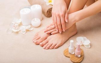 Manicure e Pedicure por 12€ em Algés!