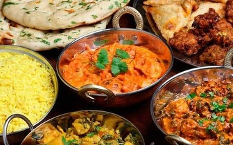 Menu de Comida Indiana e Nepalesa para 2 Pessoas ao Jantar por 16€ em Roma-Areeiro!