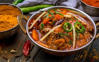 Comida Nepalesa com 30% de Desconto ao Jantar em Entrecampos!