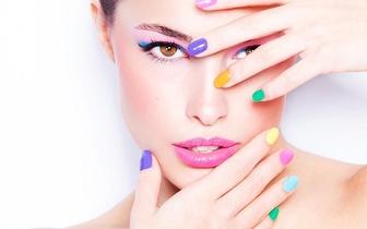 Aplicação de verniz de gel + manicure por apenas 9€!