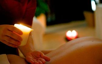 Massagem com Velas Quentes ao Corpo Inteiro de 60min por 25€ em Arroios!