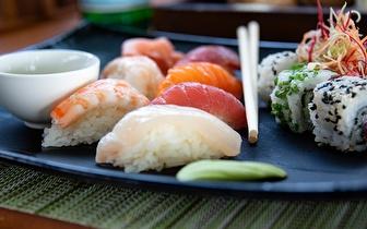 All You Can Eat de Sushi ao Almoço por 8,50€ em Cascais!