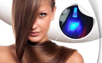 Alisamento de Cabelo a Laser Photon Hair Makeover!