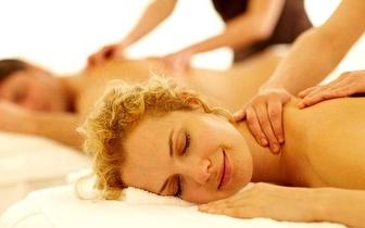 Massagem de Relaxamento e Tratamento Facial para 2 pessoas