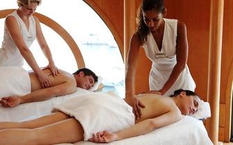 Massagem de chocolate para casal por apenas 20€!