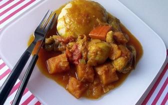 Jantar com sabor a Angola com 30% de desconto em fatura!