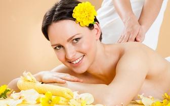 Massagem de Relaxamento de Corpo Inteiro, com Óleo Aromaterapêutico, por apenas 19€, na Alameda!