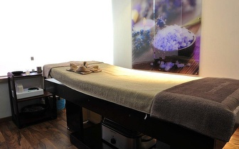 Venha experimentar uma Atlantic Massage, no Príncipe Real!
