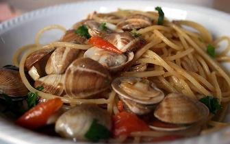 Jantar Italiano com 25% de desconto no Porto!