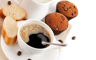 Café + Bolo por apenas 1€ em vez de 1,85€!