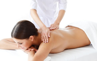 Massagem Terapêutica e de Relaxamento ao corpo inteiro (60 minutos)!