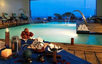 Massagem + Acesso a Spa em Hotel de 5 estrelas!