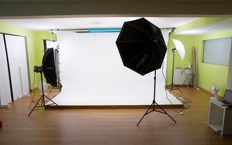 Sessão fotográfica Light com 50% de desconto!