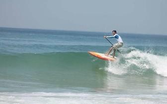 Batismo de Paddle Boarding por 12€ na Costa de Caparica!