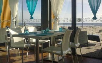 Jante sobre o mar com desconto em fatura