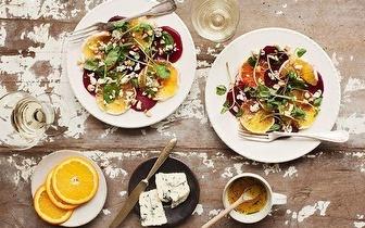 Menu Salada + Sumo Natural, por apenas 4€!