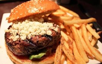 Menu de Hambúrgueres Gourmet para 2 pessoas por 12.30€, na Expo!