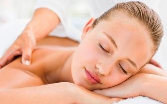 Massagem de Relaxamento 60min com Aromaterapia, por apenas 29,90€