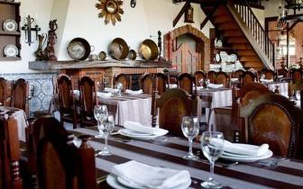 Oferta de 2x1 ao Jantar em Comida Tradicional Portuguesa em Leiria!