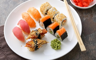All You Can Eat de Sushi ao Jantar por 10,50€ no Saldanha!