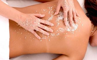 Exfoliação Corporal + Hidratação Corporal: Fique com uma pele saudável e mais bonita por apenas 9,90€!