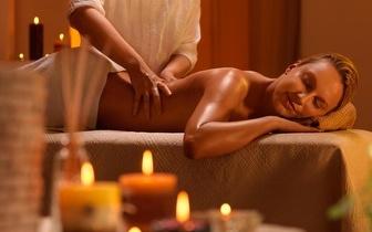 Massagem de Relaxamento + Sessão de Desintoxicação por apenas 24,90€!