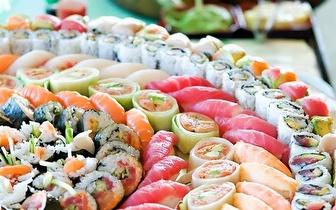 All You Can Eat de Sushi ao Almoço no Lumiar por 9,50€!