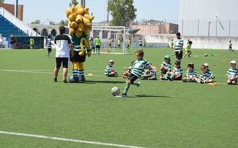Inscrição na Escola Academia Sporting - Carnide com um desconto até 55%!