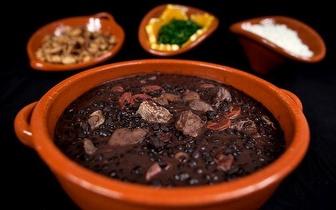 A verdadeira Comida Baiana com 40% de desconto no prato principal!