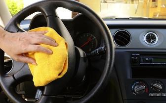 Deixe o seu carro com um brilho imaculado - Lavagem Ecológica por 8€!