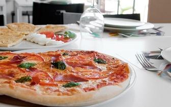Menu Italiano ao almoço para 2 pessoas por 18€ em Sesimbra!