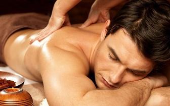 Massagem Terapêutica ou de Relaxamento ao Corpo Inteiro por apenas 15€!