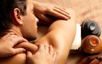 Massagem Terapêutica ou de Relaxamento Localizada por apenas 9€!