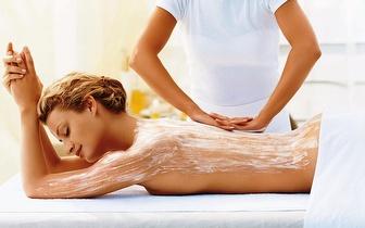 Exfoliação + Massagem Corporal + Ultra-sons + Hidromassagem por 39€!