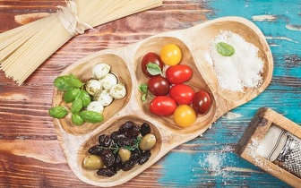 Jantar Vegetariano a 6,65€: Prato Principal + Bebida + Sobremesa + Café!