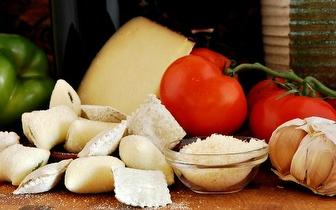 Almoço italiano para 2: Entrada + Prato de Massa ou Pizza + Sobremesa por apenas 14€!