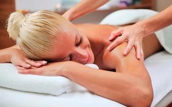 Pacote de 2 Massagens de Relaxamento ao Corpo Inteiro (50min) por 29,90€ para se libertar do stress!