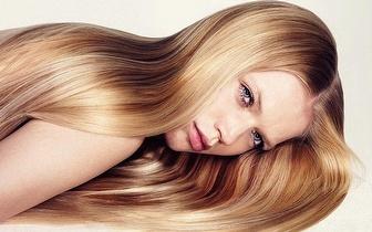 Tenha um cabelo mais liso com o Alisamento Progressivo na Expo por 45€!