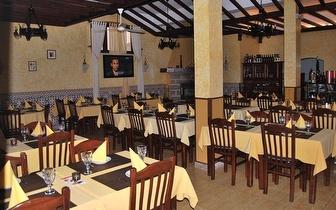 Menu Italiano Completo para 2 pessoas ao Almoço em Sintra por 17€!