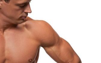 Fotodepilação SHR para Homem: Costas completas + Peito + Abdómen + Linha Alba + Ombros por 15€!