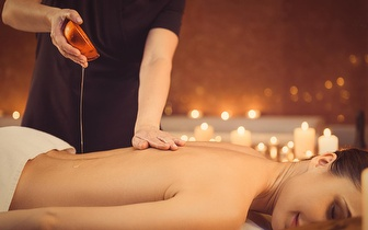 Massagem Corporal Mineral por 15€ em Carcavelos!
