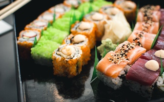 All You Can Eat de Sushi ao Jantar no Alvaláxia: 10,50€!
