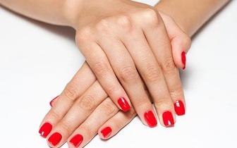 Manicure completa com aplicação de Verniz Gel na Baixa do Porto por apenas 5€!