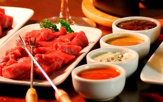 All You Can Eat de Fondue, no Estoril, por 15€!