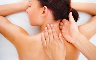 Problemas musculares ou articulares? Massagem Terapêutica de 30min, na Parede, apenas 9,50€!