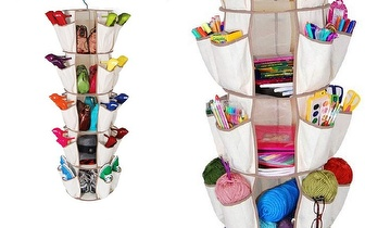Organizador Inteligente para acomodar até 20 pares de sapatos por 12,50€!