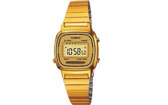 CASIO LA 670 WGA Dourado, por apenas 29,90€
